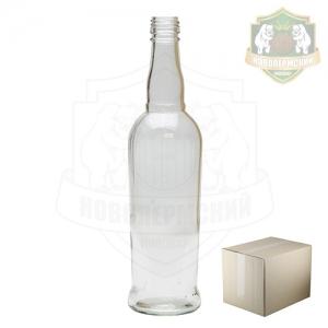 Бутылка «Владимир-В» 0,5 л. коробка 20 шт