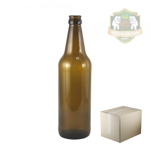 Бутылка пивная «Варшава» 0,5 л. коробка 20 шт