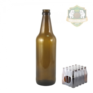 Бутылка пивная «Варшава» 0,5 л. кейс 20 шт