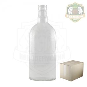 Бутылка «Фляжка-G» 0,5 л. коробка 20 шт