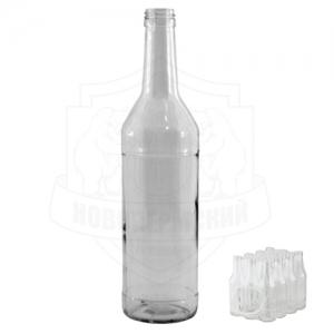 Бутылка «Бесцветная-В» 0,5 л. упаковка 12 шт