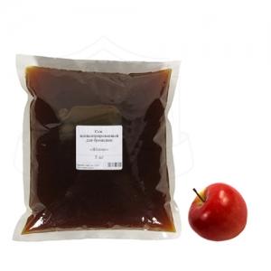 Яблочный сок концентрированный для брожения (2-2,4%) 5 кг