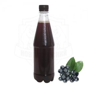 Сок черноплодной рябины концентрированный 0,7 кг