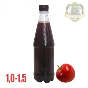 Яблочный сок  концентрированный (1,5%) 0,7 кг