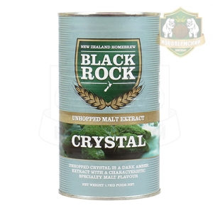 Солодовый экстракт NZ 1,7 кг Crystal (Янтарный)