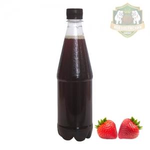 Клубничный сок  концентрированный 0,7 кг