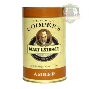 Солодовый экстракт TC 1,5 кг Amber (Янтарный)