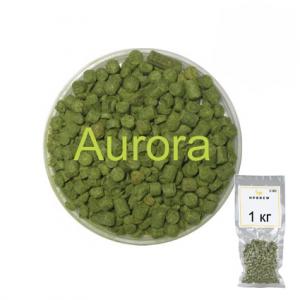 Хмель Аврора (Aurora Super Styrian) 1 кг