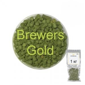 Хмель Бреверс Голд (Brewers Gold) 1 кг