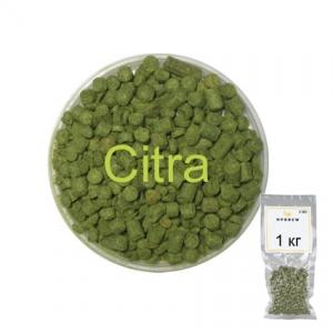 Хмель Цитра (Citra) 1 кг