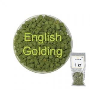 Хмель Английский Голдинг (English Golding) 1 кг