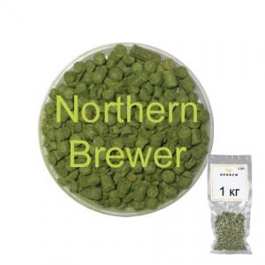 Хмель Нортен Бревер (Northern Brewer) 1 кг