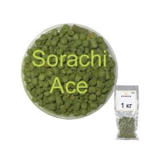Хмель Сорачи Эйс (Sorachi Ace) 1 кг