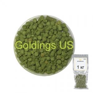 Хмель Голдингс (Goldings US) 1 кг