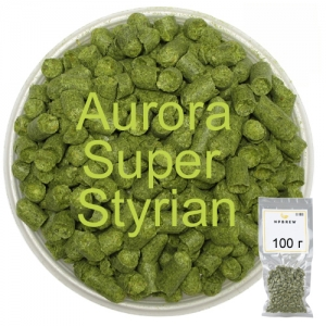 Хмель Аврора (Aurora Super Styrian) 100 гр