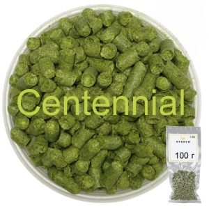 Хмель Центенниал (Centennial) 100 гр