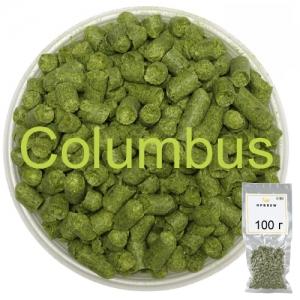 Хмель Коламбус (Columbus) 100 гр