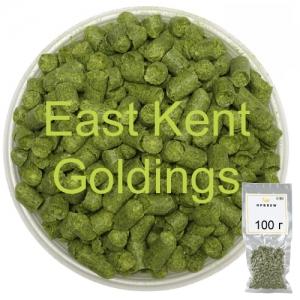 Хмель ЕКГ (East Kent Goldings) 100 гр