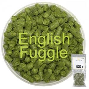 Хмель Английский Фаггл (English Fuggle) 100 гр