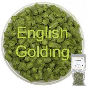 Хмель Английский Голдинг (English Golding) 100 г