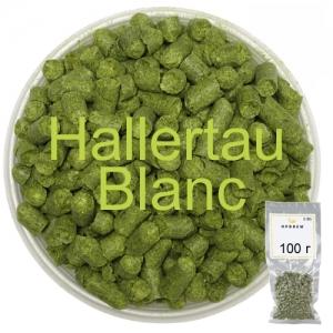 Хмель Халлертау Бланк (Hallertau Blanc) 100 гр