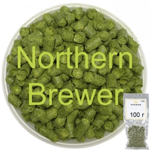 Хмель Нортен Бревер (Northern Brewer) 100 гр.