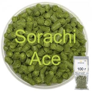 Хмель Сорачи Эйс (Sorachi Ace) 100 гр