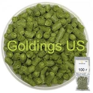 Хмель Голдингс (Goldings US) 100 гр