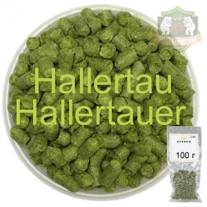 Хмель Халлертау Халлертауер (Hallertau Hallertauer) 100 гр