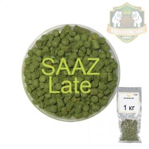 Хмель Сааз Лэйт (Saaz Late) 1 кг