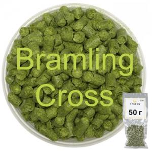 Хмель Брэмлинг Крос (Bramling Cross) 50 гр