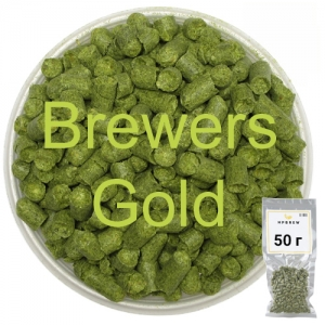 Хмель Бреверс Голд (Brewers Gold) 50 гр