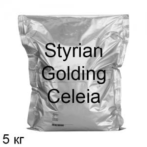 Хмель Целея (Styrian Golding Celeia) 5 кг