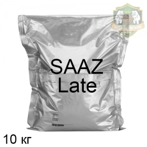 Хмель Сааз Лэйт (Saaz Late) 10 кг