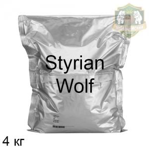 Хмель Стириан Вулф (Styrian Wolf) 4 кг
