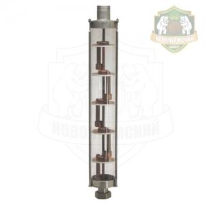 Колпачковая колонна для дистилляции ХД/4-375 ККС-М