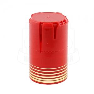 Колпачок «Купола Лайт», красный