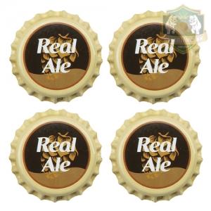 Кроненпробки 6 мм, «Real Ale», 100 шт