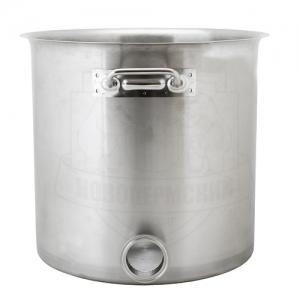 Куб 37 литров, 360х360 с муфтой под ТЭН