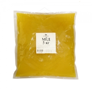 Мед «Луговое Разнотравье» 5 кг