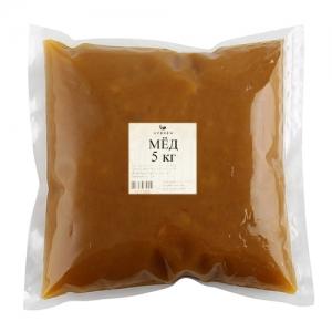 Мед «Лесные травы» 5 кг