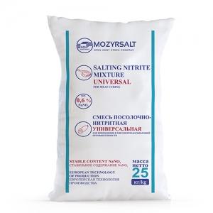 Нитритная соль «Мозырьсоль», 25 кг