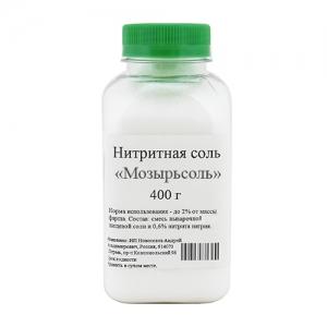 Нитритная соль «Мозырьсоль», 400 г