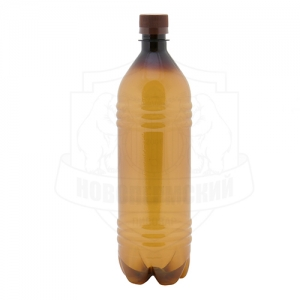 Бутылка ПЭТ, темная, 1 л