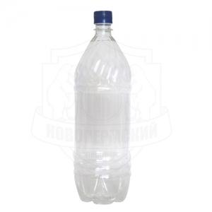 Бутылка ПЭТ, бесцветная, 1,5 л