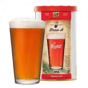 Набор Coopers 1,7 кг Brew A IPA (ИПА)