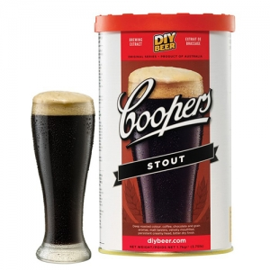 Набор Coopers 1,7 кг Stout (Стаут)
