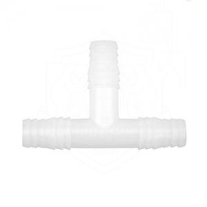 Тройник 16-18 мм, пластик