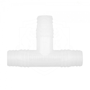 Тройник 20-22 мм, пластик