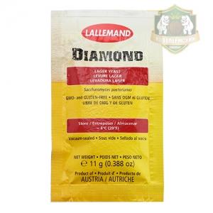 Дрожжи Lallemand Diamond Lager, 11 г
